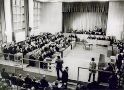 Gallus Civic Center,  trial venue from March 1964 to August 1965